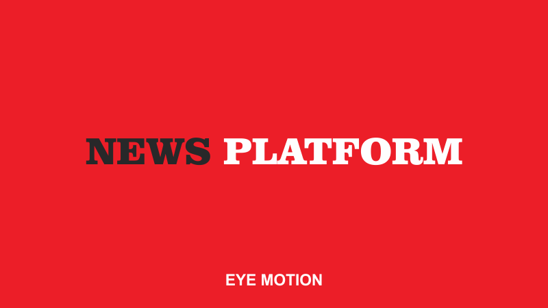 News platform powered by Eyemotion